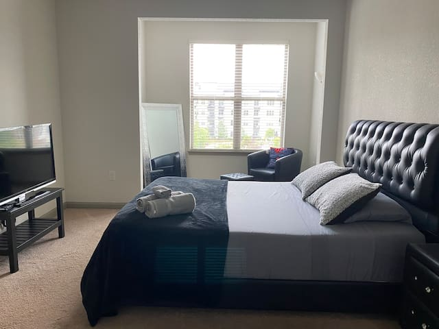 2 BR & 2 Bath Luxury Unit (Near mall and Highway)