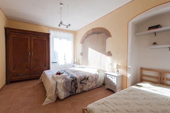 Casa vacanze La Spezia 5 Terre - Caprigliola - Apartment