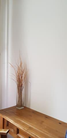 Natur im Gästezimmer