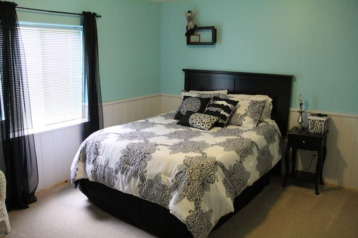 Private Basement with 2 bedrooms 1 bath