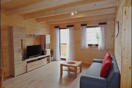 Gemütliche Ferienwohnung 70 m² mit Balkon - Kelheim - Apartmen