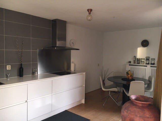 A spacious apartment close to the city - Utrecht - Condominium