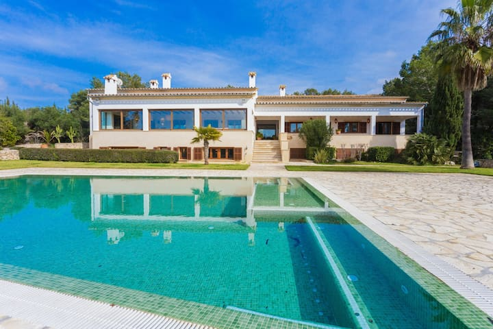 Villa Luxury Puntiró - マヨルカ島 - 別荘