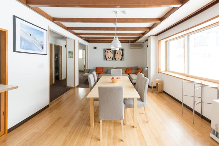 Central Apartment Nozawa Onsen 101