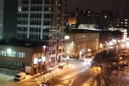 Downtown Apartment - Ottawa - Byt
