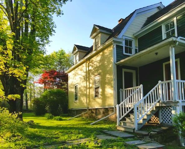 Historic Hudson Valley Farm House