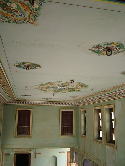 Fresco Paintings