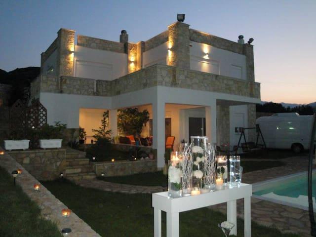 villa selli 1 near Nafplio - Argolis