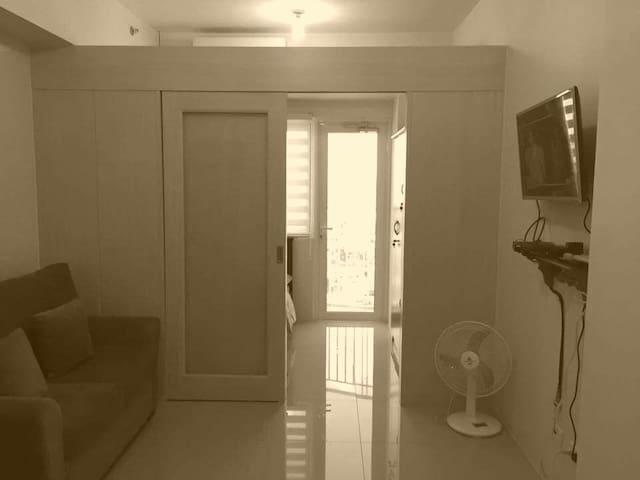 Furnished 1BR Condo in Makati - Makati - Departamento