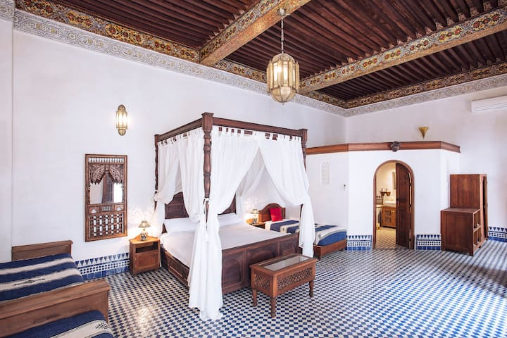 Dar Drissi guest house - Atlas Salon