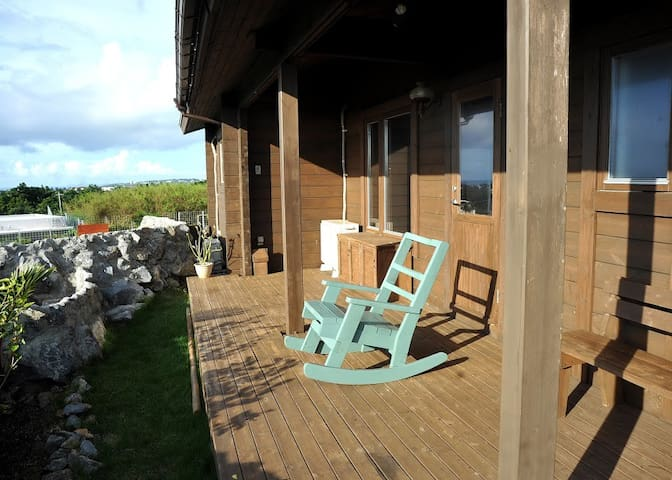 SESOKO-Island★Life of Log cabin★Wifi★SEA&SKY★BBQ