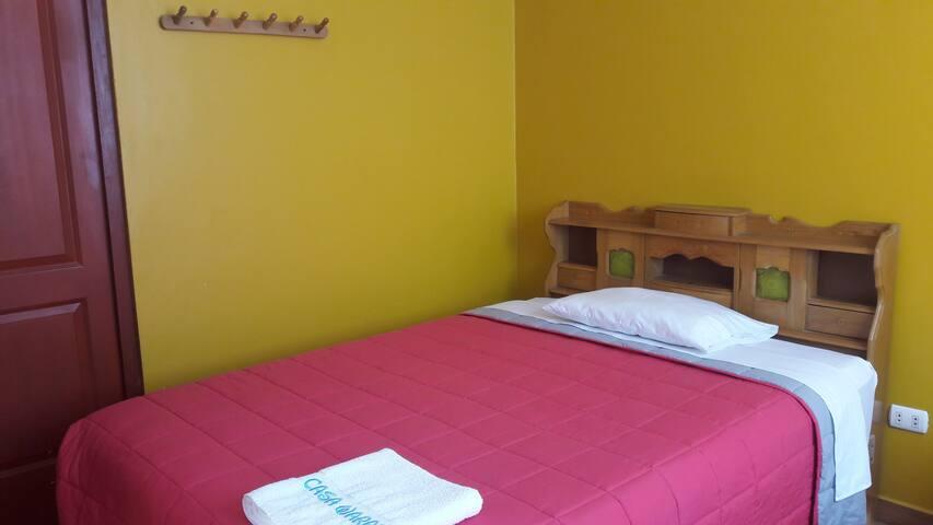Casa Warani Nasca  (Matrimonial Room)