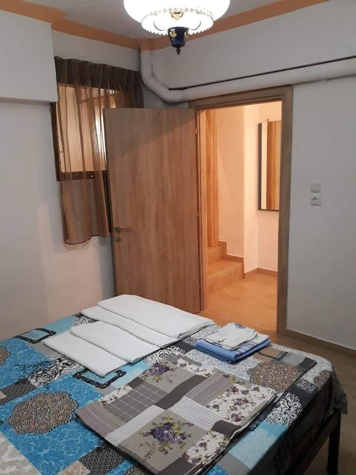 Διαμέρισμα άνετο,οικονομικό στο κέντρο του χωριού