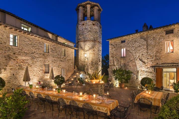 Le Torri di Bagnara Castles