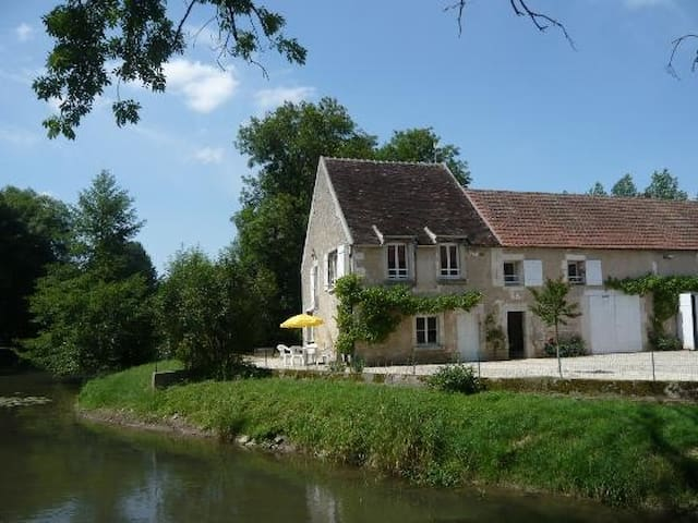 Apartments Moulin de Prenoulat - Crain - Daire