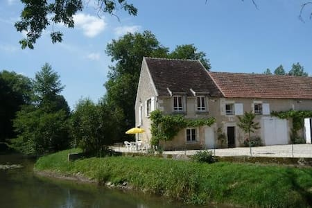 Appartements Moulin de Prenoulat - Crain - Apartament