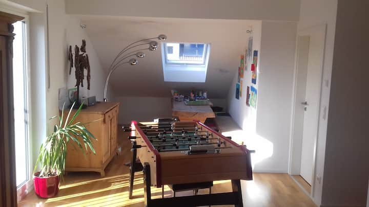 Large Room 30 minutes S-Bahn from Marienplatz
