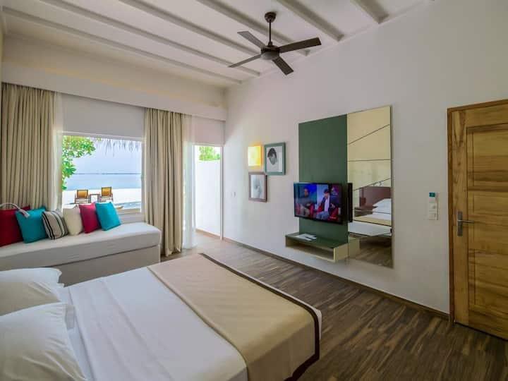 Cocoon Maldives Beach Villa All Inclusive