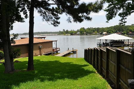 3 bedroom house  w/ great view & personal dock - Livingston - Maison