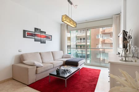 Modern apartment in a quiet area
