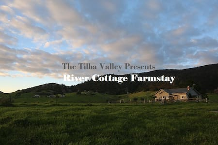 River Cottage - Central Tilba