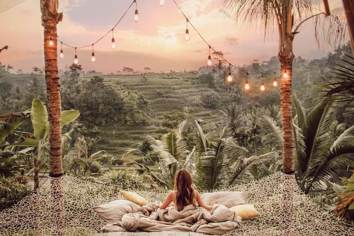 ✰ Camaya Bali Lotus - Magical Bamboo House ✰