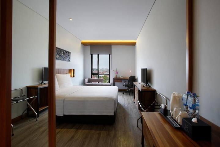 Modern Room Superior At Palembang