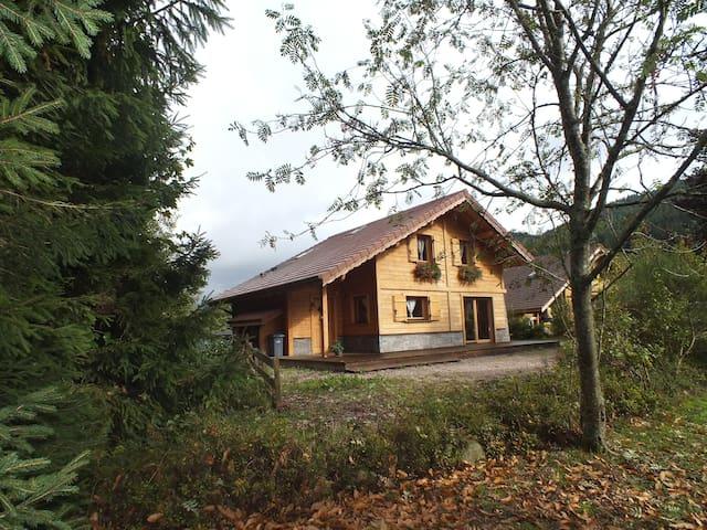 Chalet ERABLE - Rochesson - Wohnung