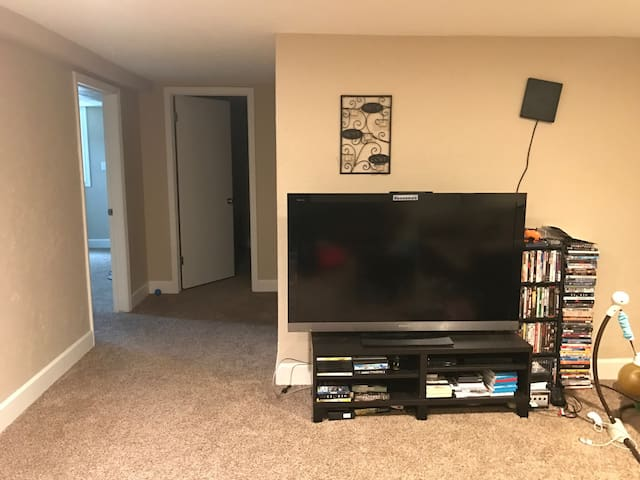 Private room with basement access - Clarkston - Casa