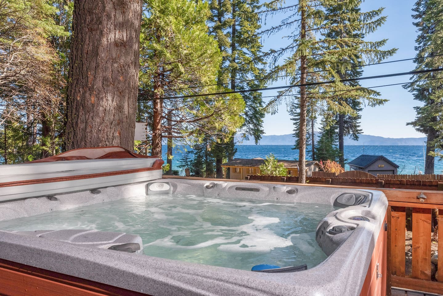 Welcome to Homewood! This West Shore retreat is professionally managed by TurnKey Vacation Rentals.