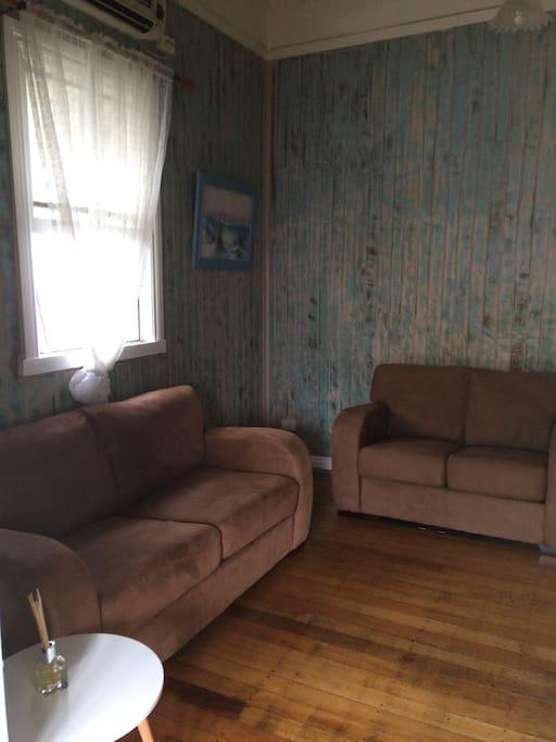 New comfortable lounge