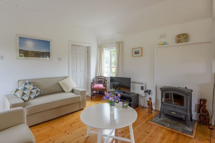 Castle view chalet in Kinvara, Co Galway - Kinvarra