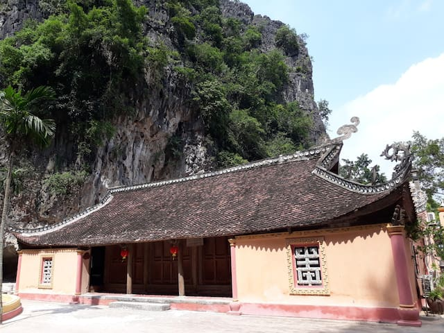 A House-2 Rooms+ BnB in Vietnamese Ancient Village
