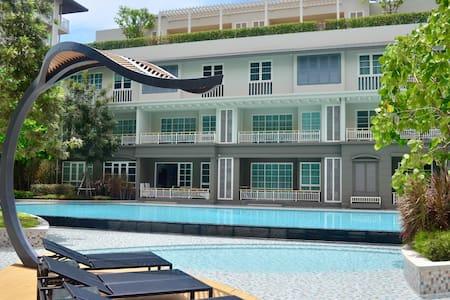 Cozy room & Near beach at Hua Hin