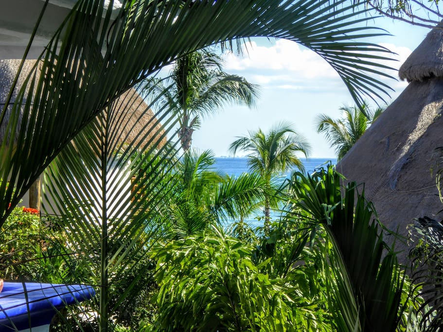 Partial Ocean View from your Terrace!
