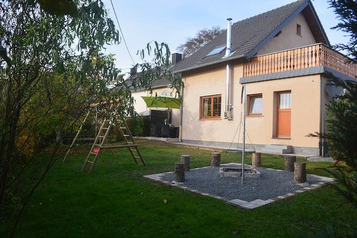 4****Ferienhaus Steinmehlen 7km von Prüm entfernt