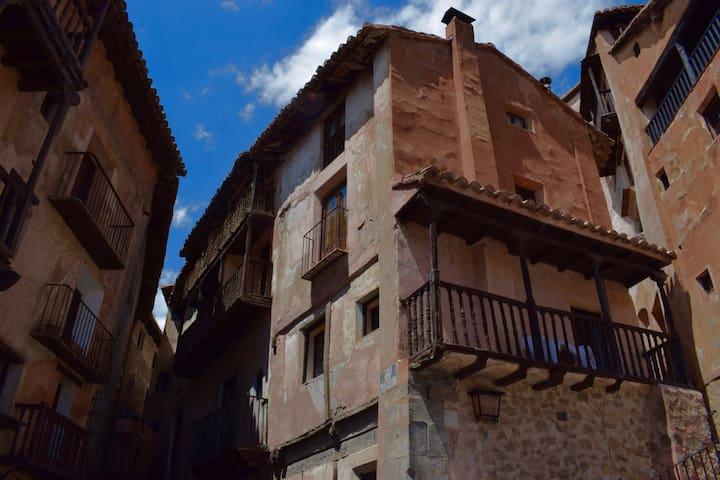 Casa Balcón de Albarracín