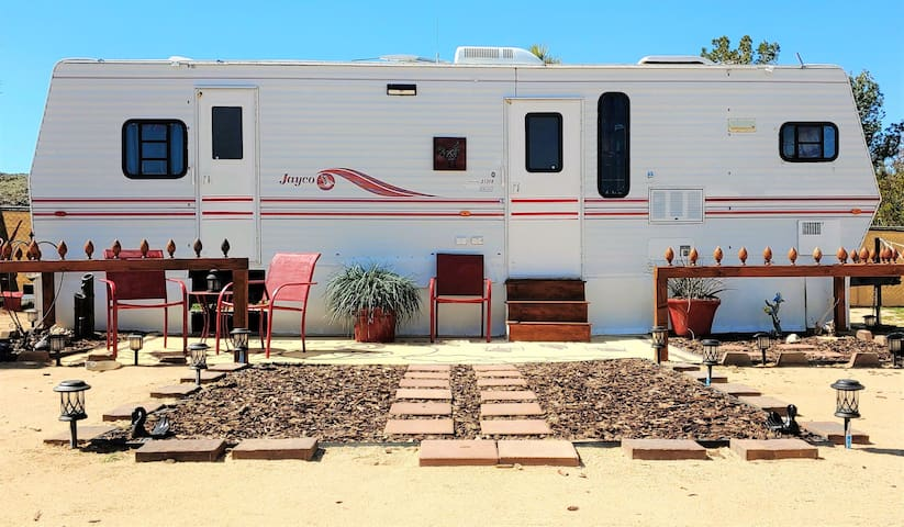 Shanny's High Desert RV Get Away  Unit Two