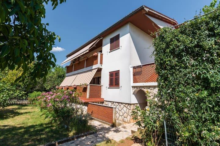 Family house (ground floor apartment Yllo) - Labin