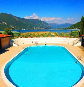 Fun Iseo Lake - Con piscina con accesso al lago - Paratico - 度假屋