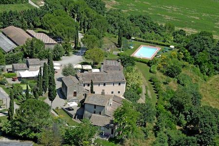 Antico Borgo San Lorenzo - Rosa Bianca - Poggibonsi - Huoneisto