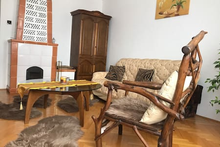 Cosy apartment in Subotica, city center