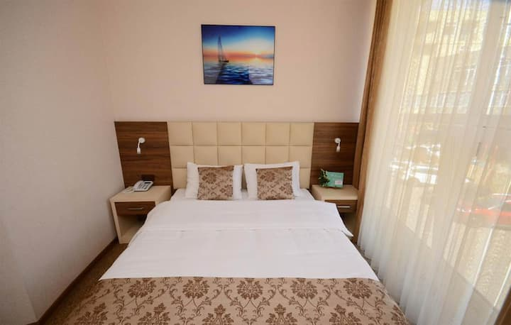 Enjoy the amenities offered by the City Hotel wail visiting Batumi