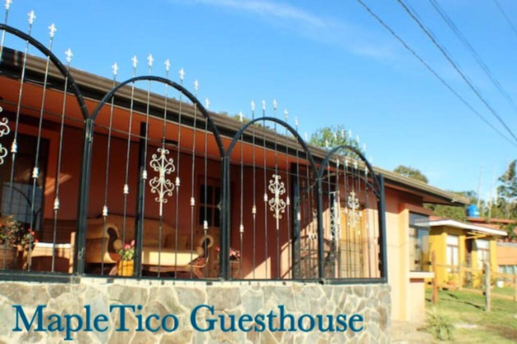 Welcome to MapleTico Guesthouse and Casita(Cottage)