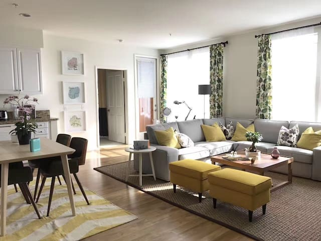 Cypress Village 2b2b 可步行商业区 - Irvine - Appartement
