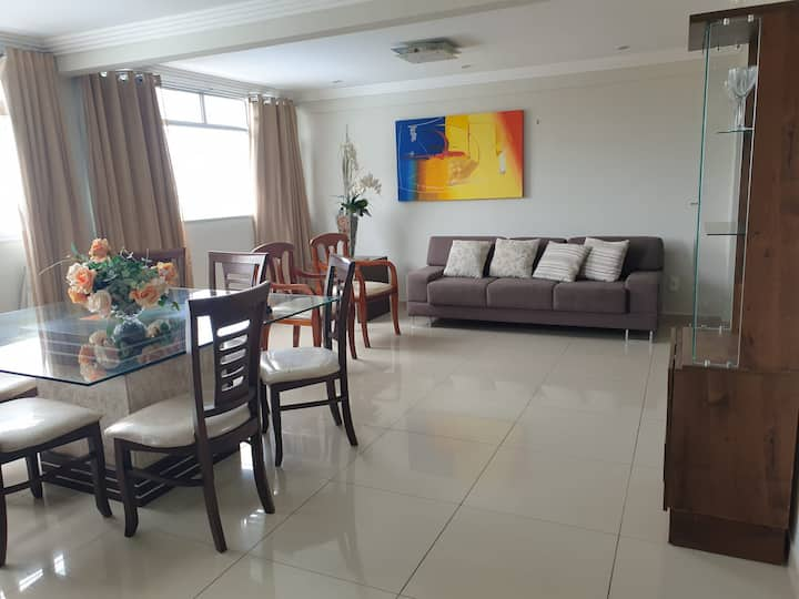 Apartamento a beira mar do Cabo Branco