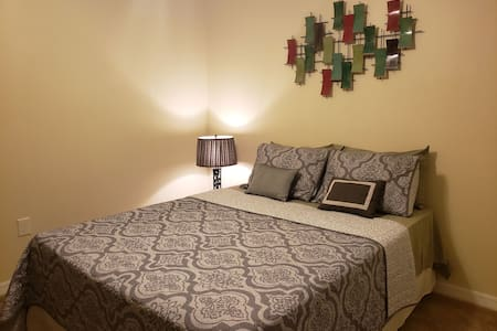 Room close to the airport, beautiful and new area
