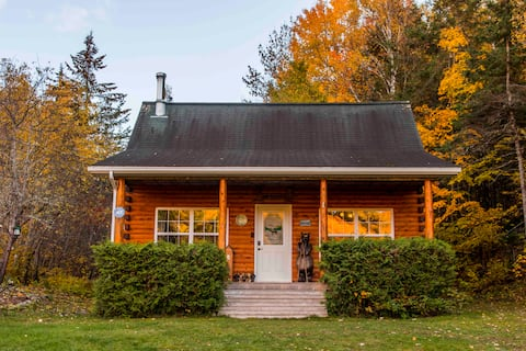 Sussex NB Poley Mountain Road Fundy Trail cottage