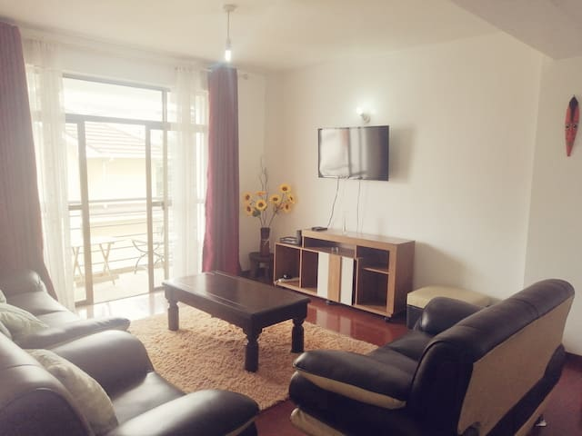 Serviced 2 Bedroom Apartment in Kilimani