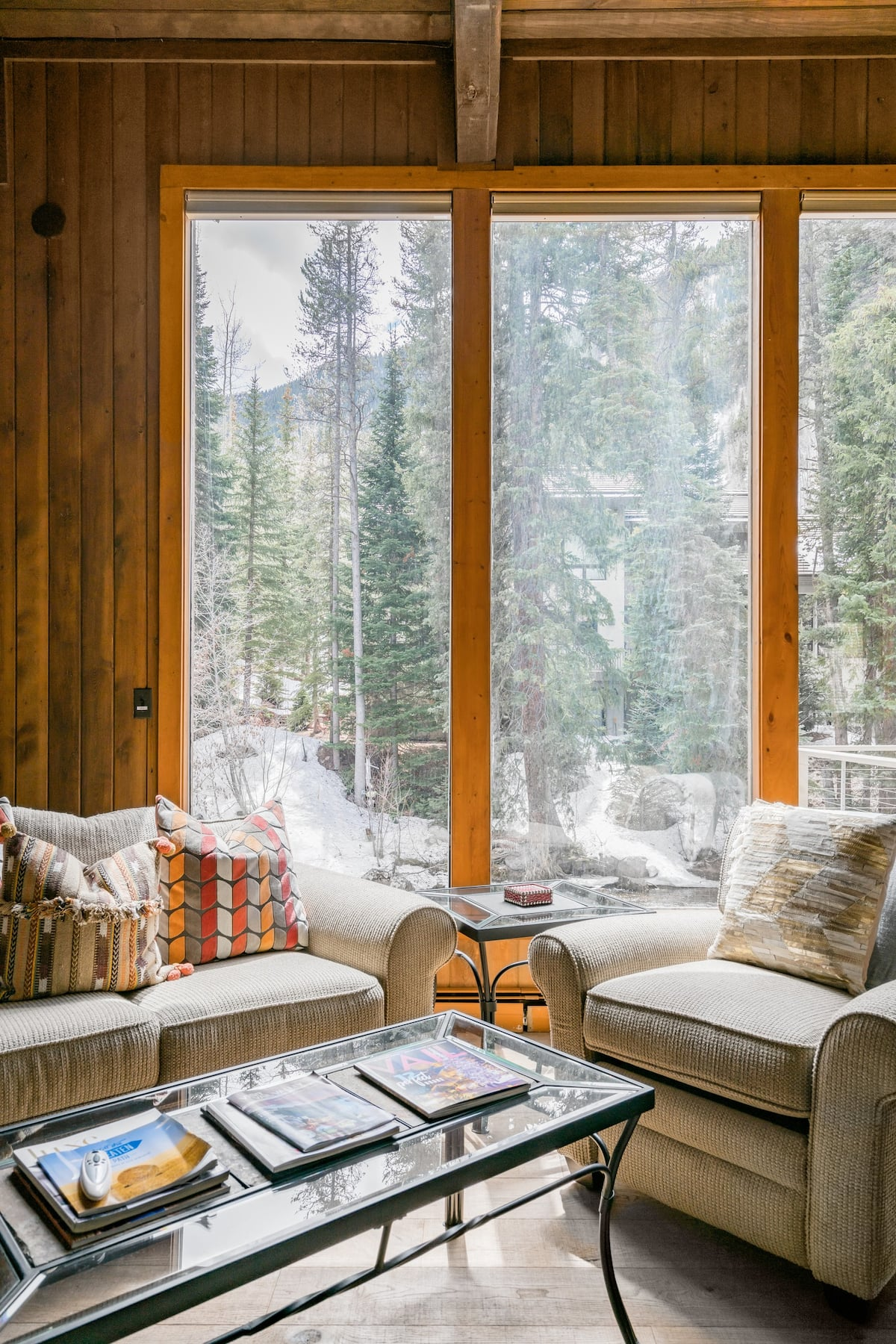 Family Style Escape Near Ski Hills and a Fly Fishing Creek